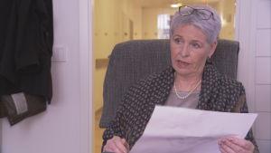 Psykologen Ulrika Segercrantz.