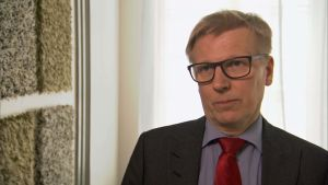 Kimmo Tiilikainen är jordbruks- och miljöminister.