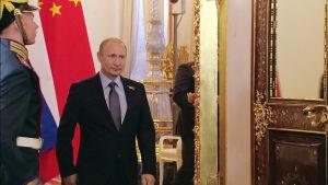 Ulkolinja: Putinin Venäjä, maailmanmahti