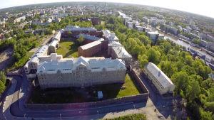 Turun Kakolanmäellä sijaitseva vankila.
