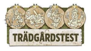 Teckning av några trädgårdsmästare.