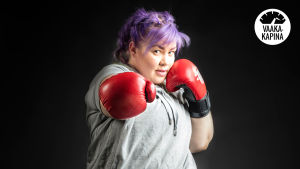 Kuvassa Jenny Lehtinen. Asiantuntija vastaa kysymyksiin liikunnan aloittamisesta.