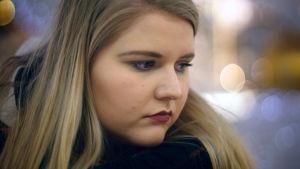 Sofi Huldin i dokumentären Tre hopp