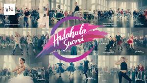 #hulahulasuomi-tanssivideo