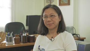Marla Asis forskar i migrationsfrågor.