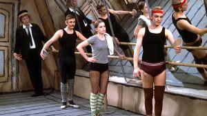 Ryydinkeksijät balettitunnilla (1976).