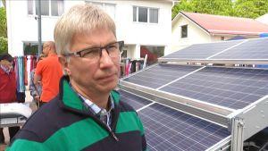 Pargas miljövårdschef Carl-Sture Österman