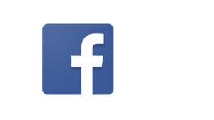 Facebookin sovelluksen logo.