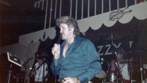 Den amerikanska artisten Jimmy Ellis.