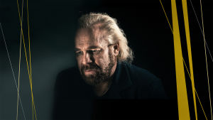 Kuvassa Jussi Parviainen