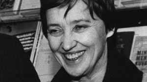 Kirjailija Elvi Sinervo
