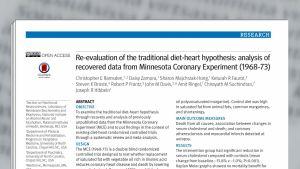 rapport om hjärt- och kärlsjukdomar