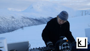 Norjalainen dj ja muusikko Bjørn Torske Northern Disco Lights -dokumentissa