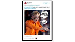 Hillary Clinton -meemi
