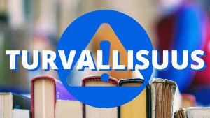 Kirjoja ja teksti: turvallisuus
