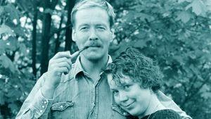 Näyttelijöitä kuunnelmasta Edward Gylling, Karjalan kuningas