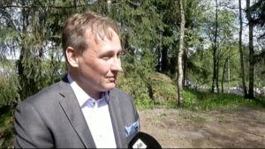 Janne Salonen, Lemminkäinen Talo Oy, hankehityspällikkö