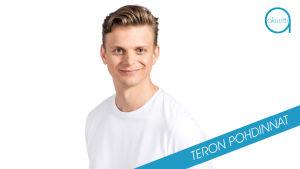 Toimittaja Tero Kyllönen