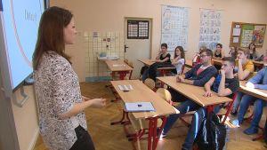 Kateřina Křivánková lär ut källkritik.