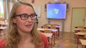 För Marie Jiřičková är sociala medier en vikigt nyhetskälla