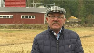 Agrolog Erik Oljemark