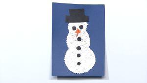 Askarrellaan: Martan lumiukko