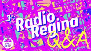 Radio Regina Q&A