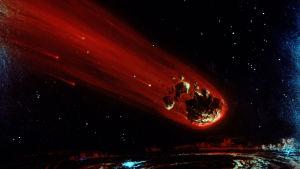 kuva asteroidista