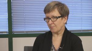 Anna-Maija Liedenpohja är överinspektör vid tillstånds- och tillsynsverket Valvira.