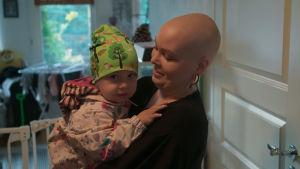 Reeta sairastui rintasyöpään puolisen vuotta sitten.