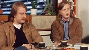 Mika ja Aki Kaurismäki
