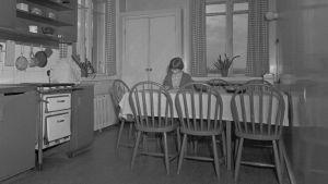Keittiö 50-luvulla