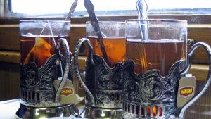 Venäläistä teetä