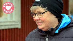 Carita Karlsson jobbar på Ebbo daghem
