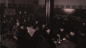 Helsingin työväentalon ravintola 1924