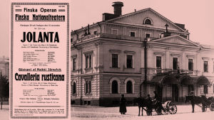 Kotimainen ooppera 1917