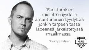 Tommy Lindgren