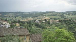 Italian maaseutua