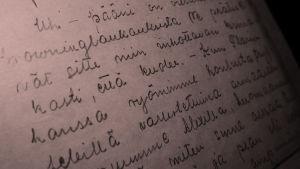Katarina Sibeliuksen päiväkirja 28.1.1918