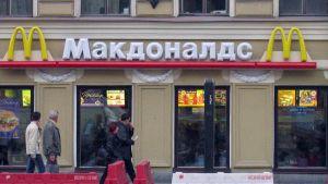 Venäläinen Macdonalds