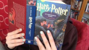 Harry Potter Azkabanin vanki-kirja