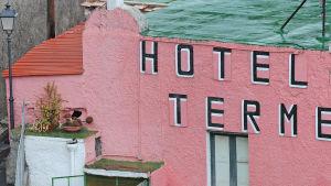 Italialainen hotelli