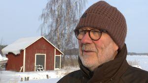 Profilbild på Janne Gröning.