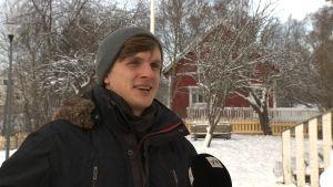 Profilbild på Jens Regårdh.