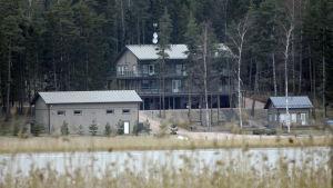 Företaget Airiston helmis villa i Pargas har väckt uppmärksamhet.