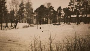 Huvila Helsingin saaristossa