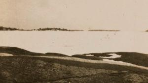 Talvinen saaristomeri