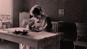 sairaanhoitaja 1921