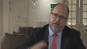 LO:s ordförande Karl-Petter Thorwaldsson