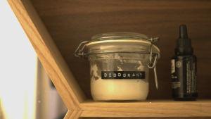 Otso Sillanaukeen valmistama deodorantti